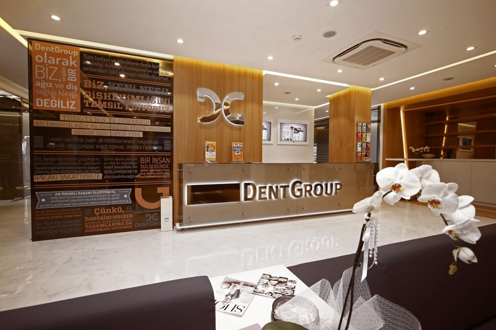 DentGroup is a chain of dentists that was founded in 2006 and is based in Istanbul, Turkey, with many branches across not only Turkey but the rest of Europe.   DentGroup has the treatment and follow up centers in London, Germany, Rotterdam and right across Turkey when you are looking for quality dental treatment clinics in Turkey.  The main branch and headquarters of the DentGroup Clinics are in the heart of Istanbul, and with their reputation for offering 'New Generation Dentistry', they have become the Mecca of dentistry in the city, and beyond.   The clinic offers a range of procedures; general, cosmetic and aesthetic dentistry to the more interesting and innovative treatments such as snoring prosthesis and dental implantology. The clinic has an entire section dedicated to pediatric dentistry, which makes this clinic a great option for families with children.  The clinic also offers a range of services for patients, including free transfers from the airport and hotels, online consultations with dentists, prior to the appointment, and discounts for multiple procedures. The clinic also has special financing options available.